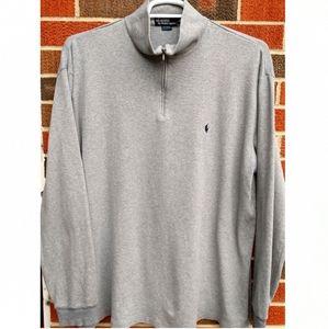 Polo by Ralph Lauren men's XXL 1/4 zip sweater